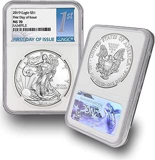 silver eagle ngc ms70