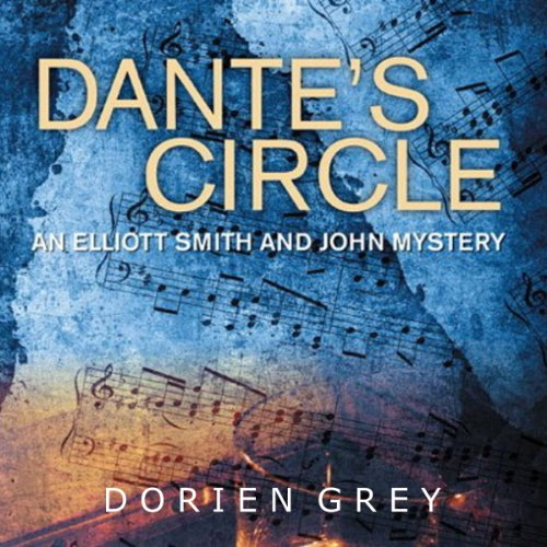 Dante's Circle audiobook cover art