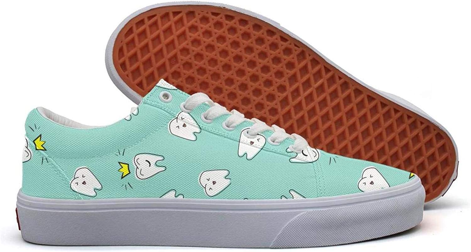 OIP Medical Icons Dentist Men Snakers Fashion Canvas Slip-on