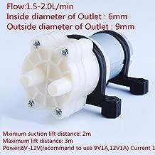 6 volt windshield washer pump