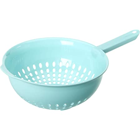 GoodCook BPA-Free Plastic 3-Quart Colander with Handle, Color May Vary