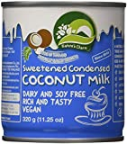 Nature's Charm Sweetened Condensed Coconut Milk, 11.25 Ounce (Pack of 6)