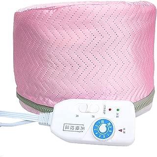 Hair Steamer SPA Cap for 10 Files Electric Cap Heat Heat Cap Heat Treatment Beauty Treatment Steam House Hair Salon Home Care SPA Hat