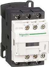 Schneider Electric 120VAC IEC Magnetic Contactor; No. of Poles 3, Reversing: No, 18 Full Load Amps-Inductive