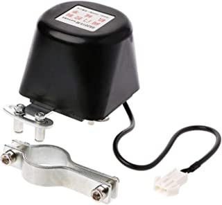 DN20 / DN15自動マニピュレータは、アラーム締め切りガス水道パイプラインツールの開閉弁をシャット 耐久性、 実用性 (Specification : DN20)