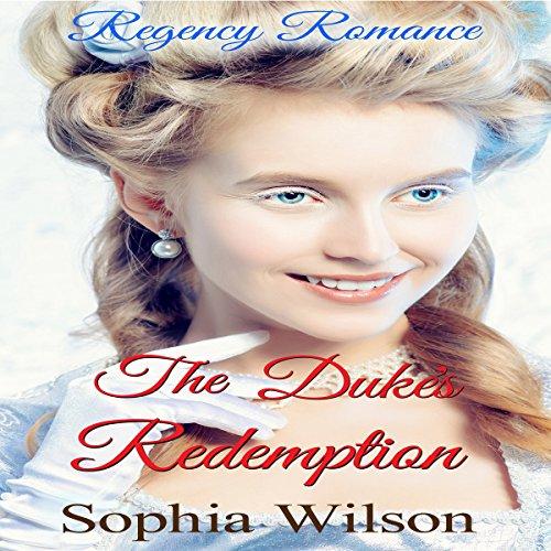 The Duke's Redemption audiobook cover art