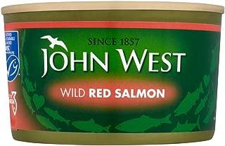 John Far West Red Salmon  213g  Paquet