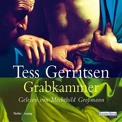 Grabkammer audiobook cover art