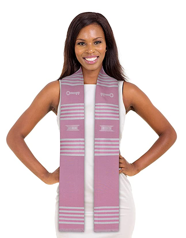 ADVANSYNC Make Your Own Custom DIY Kente Stole and Our Daily Bread Book Combo Pack