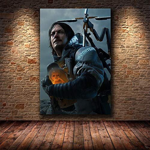 yaoxingfu Jigsaw puzzle 1000 piece Horror Death Movie Cover ArtPicture jigsaw puzzle 1000 piece falcon Educational Intellectual Decompressing Toy Puzzles50x75cm(20x30inch)