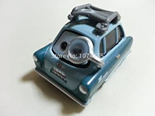Pixar Cars Toys Diecast 2 Professor Z with Glass Metal 1:55 Scale