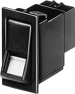 HELLA 6RH 004 570 751 Schalter   Kippbetätigung   Anschlussanzahl: 4   ohne Komfortfunktion