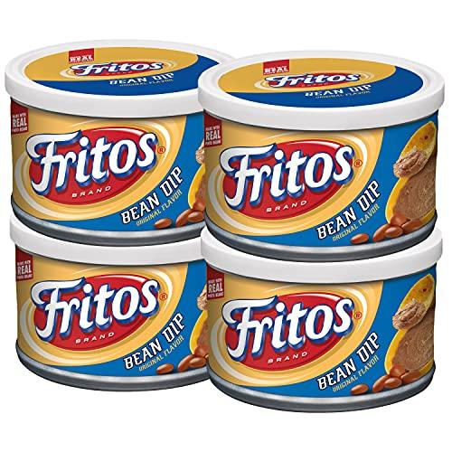 Fritos Original Bean Dip 4-Count Now $7 (Retail $10.99)