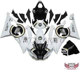 Kit 13 piezas carenado original Line T Max Tmax 2008 2009 2010 negro neutro