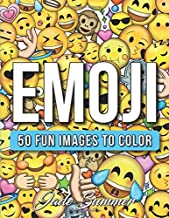 Emoji: An Emoji Coloring Book for Kids with 50+ Funny, Cute, and Easy Coloring Pages PDF