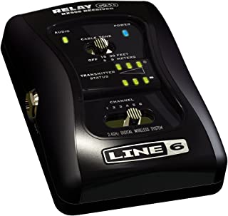Line 6 Relay RXS06 Wireless Receiver for Relay G30 Wireless Guitar System