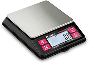 Truweigh Marksman Digital Reloading Scale – (100g x 0.005g – Black) –..