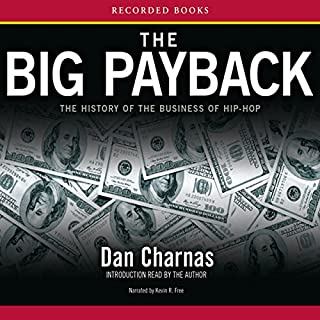 The Big Payback audiobook cover art