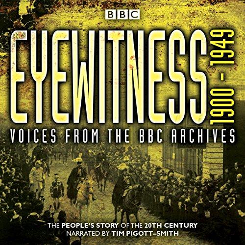 Eyewitness 1900-1949 cover art