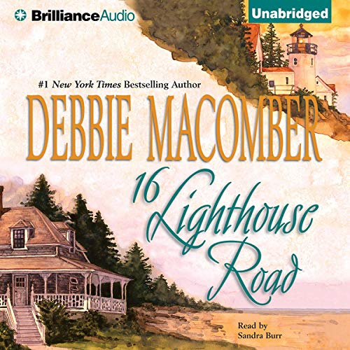 16 Lighthouse Road     Cedar Cove, Book 1              By:                                                                                                                                 Debbie Macomber                               Narrated by:                                                                                                                                 Sandra Burr                      Length: 9 hrs and 46 mins     1,185 ratings     Overall 3.9