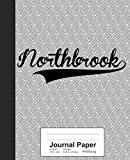 Journal Paper: NORTHBROOK Notebook (Weezag Journal Paper Notebook)