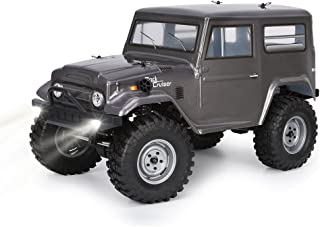 RGT Rc Crawlers 1:10 4wd Off Road Truck Rock Crawler Rock Cruiser RC-4 136100V2 4x4 Waterproof Hobby Rc Car