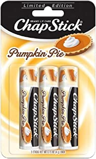 Chapstick Limited Edition Pumpkin Pie (Triple Pack)