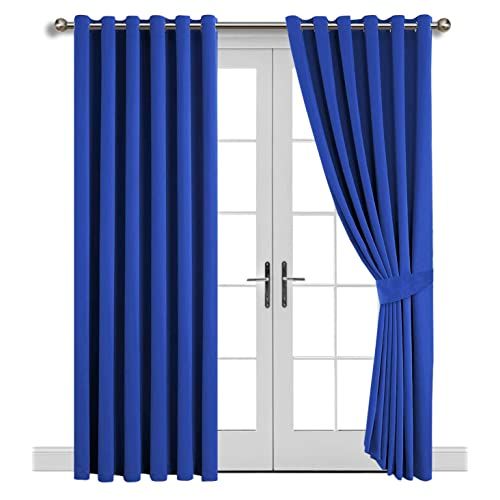 Magnificent Blue Curtains For Living Room Amazon Co Uk Home Interior And Landscaping Ologienasavecom