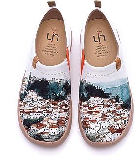 Women's Slip Ons Canvas Lightweight Flats Sneakers...