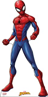 Cardboard People Spider-Man Life Size Cardboard Cutout Standup - Marvel Comics