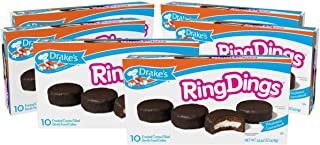 Drake's Ring Dings, 60 Count