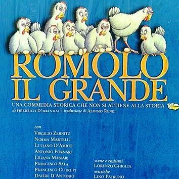 Romolo il Grande (Original Movie Soundtrack) [Una commedia storica che non si attiene alla storia]
