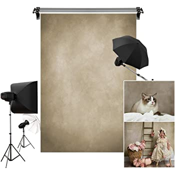 Khaki Marble Self Portrait Wedding Baby Photography Backgrounds Customized Photographic Backdrops for Photo Studio