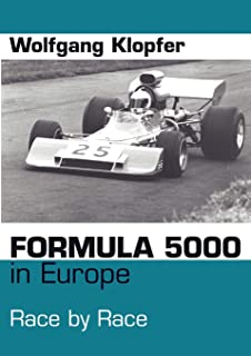 Formula 5000 in Europe (German Edition)