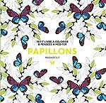 Le petit livre de coloriage - Papillons de Marabout