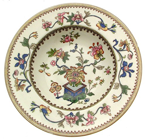 Royal Worcester 651926 Chinoiserie-Assiette creuse - 24 cm