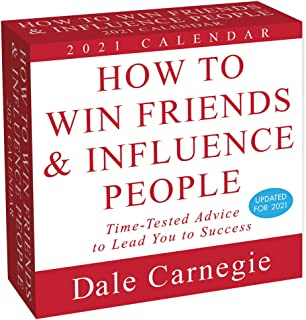 How to Win Friends and Influence People 2021 Day-to-Day Calendar