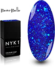 Best royal blue glitter nails Reviews