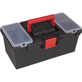 Caja contenedora de herramientas Black & Decker: Amazon.es: Bricolaje y herramientas