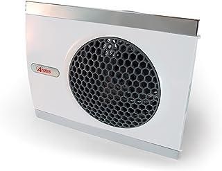 Ardes 440 Interior Plata, Color blanco 2000W Calentador eléctrico de ventilador - Calefactor (Calentador eléctrico de ventilador, Interior, Plata, Color blanco, 2000 W, 1000 W)