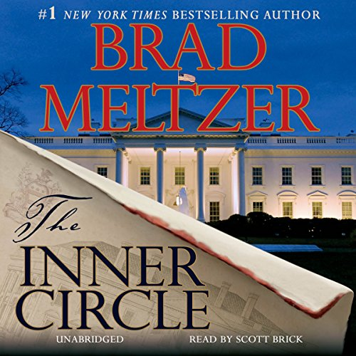 The Inner Circle audiobook cover art