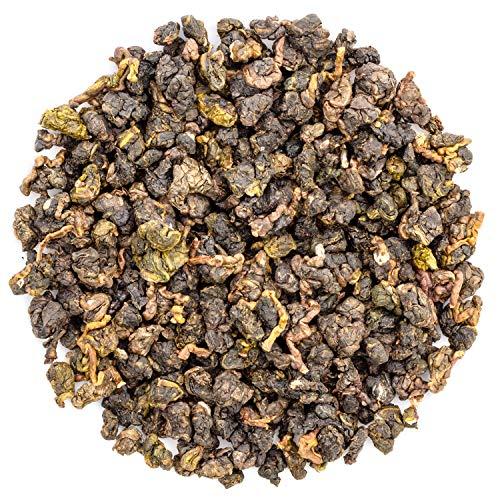 Oriarm 250g / 8.82oz Té de Leche Oolong Jin Xuan - Té Verde Oolong Taiwan Alishan High Mountain Tea - Milk Oolong Tea Loose Leaf - Naturally Processed