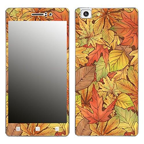 Disagu SF-106221_1185 Design Folie für Oppo R5 - Motiv Herbstblätter_02