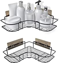 Juzi Corner Rust Proof Shower Caddy Bathroom Shelf