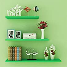 JUAN Simple racks floating shelves wall mounted shelves decorative cube shelves creative bookshelves storage shelves 3 dif...
