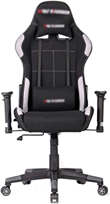 File Cabinets Armchair E-Sports Chair Gaming Chair Ergonomic Computer Chair Height-Adjustable High Back Working Gaming 70X70X125CM Stool Chair