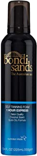 Bondi Sands 1-Hour Express Self Tanning Foam | Lightweight, Coconut Tanning Foam Quickly Provides a Healthy, Flawless, Bronzed Glow | 7.04 oz/225 mL