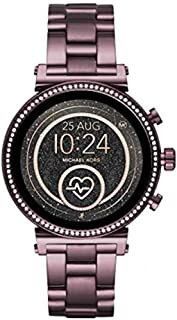 Michael Kors Access Gen 4 Sofie Smartwatch- Powered with Wear OS by Google with Heart..