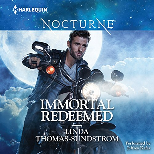 Immortal Redeemed audiobook cover art