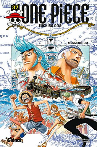 One piece Monsieur Tom - Tome 37